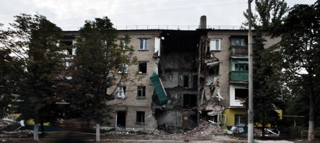 Япония даст Украине 3 млн долл на восстановление Донбасса
