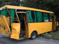 Под Киевом столкнулись маршрутка и грузовик, пострадала женщина