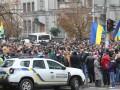 В ОП прокомментировали протесты под КСУ
