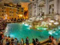 Власти Рима и церковь спорят о монетах из фонтана Треви