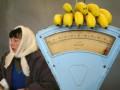 В Радомышле вопреки запрету работал городской рынок