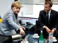 Меркель и Макрон договорились о бюджете еврозоны