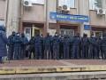 В Черкассах произошла потасовка возле горсовета
