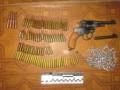 У живущего в подвале киевлянина изъяты боеприпасы и оружие