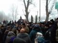 На Тернопольщине произошла потасовка возле храма