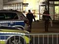 Немецкий коп застрелил мужчину, угрожавшего ему ножом