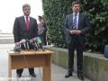 Порошенко поручил проверить своего пресс-секретаря Цеголко