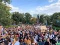 В Киеве прошел ежегодный Марш за права животных