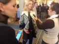 Депутат Татьяна Донец явилась на работу в наряде за 6 тысяч долларов