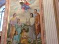 В Сети обсуждают фото фрески с Порошенко и Божьей матерью