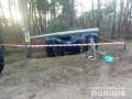 Под Киевом автомобиль с военными сбил двоих детей