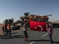 Турция заявила о захвате 20 городов в Сирии