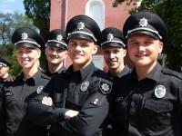 В Кировограде стартовала новая патрульная полиция