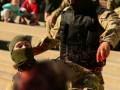 В Энергодаре спецназ показал детям ножевой прием - СМИ