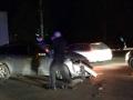 Пьяный священник УГКЦ, убегая от полиции, врезался в грузовик