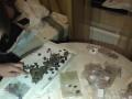 СБУ предотвратила вывоз за границу старинных монет на миллион