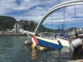 На Тайване рухнул мост в порту: 10 пострадавших
