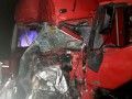 В ДТП с грузовиками в Полтавской области погибли два человека