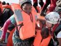 У берегов Ливии затонуло судно с мигрантами: около 40 человек погибли