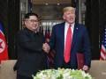 Ким Чен Ын заявил, что убедил Трампа прекратить вражду