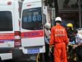 В Китае цементовоз раздавил два автомобиля, девять погибших