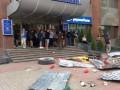 Азов пикетировал Киевгорстрой из-за застройки на Святошино