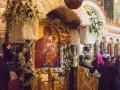 Чествование афонской иконы Божией Матери