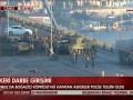 Военные путчисты идут с поднятыми руками: видео из Турции