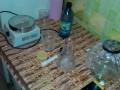 На Донбассе студент-медик изготавливал дома психотропы