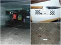 В Киеве на охранника торгового центра напали с ножом