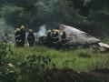 В Бразилии разбился самолет: четыре жертвы