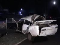 В Винницкой области машина врезалась в столб, погиб военный