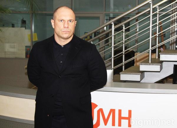 Илья Кива прокомментировал отставку Деканоидзе