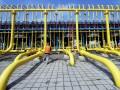 Запасы газа в ПХГ Украины превысили 10 миллиардов кубов
