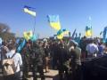 Как прошел первый день блокирования оккупированного Крыма