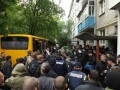 В Житомире произошла драка за землю при участии бойцов АТО