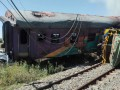 В ЮАР перевернулся поезд: есть погибшие и раненые