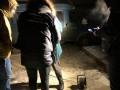 На Киевщине ранили двух бойцов КОРДа
