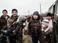 Из Авдеевки и Дебальцево вывели более 400 человек за день