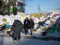 Как устроен расширенный Майдан: новые баррикады, кухня, быт и творчество (ФОТО)