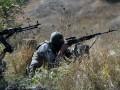 Карта АТО: боевики продолжают вести огонь по населенным пунктам