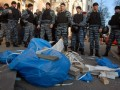 Фотогалерея: Мусор для Ахметова. Киевляне выразили недовольство строительством на Андреевском спуске