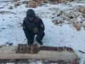 Саперы обезвредили почти 1,5 тысячи снарядов и мин в зоне ООС за неделю