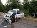 В Запорожской области пострадали семь человек в ДТП