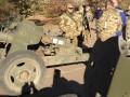 Карта АТО: военный погиб при подрыве на взрывном устройстве