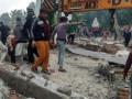 В Индии на похоронной церемонии погибли десятки человек