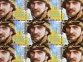 Украинский сапер попал на марки Укрпочты