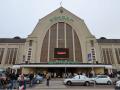 В Киеве на центральном вокзале ажиотаж: люди массово сдают билеты