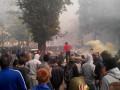 Столкновения в Одессе: ФОТО из