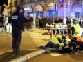 Во Франции автомобилист с криками